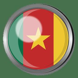 Insignia de la bandera de camerún