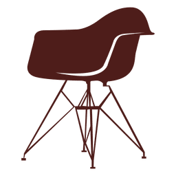 Charles i ray eames chair 1949