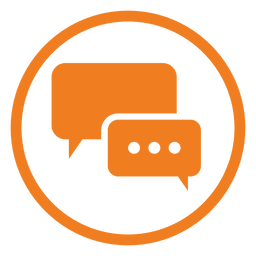 Chat service icon
