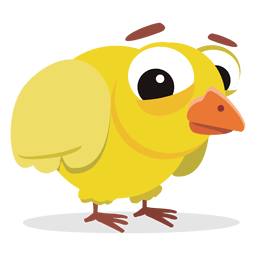 Desenho de frango