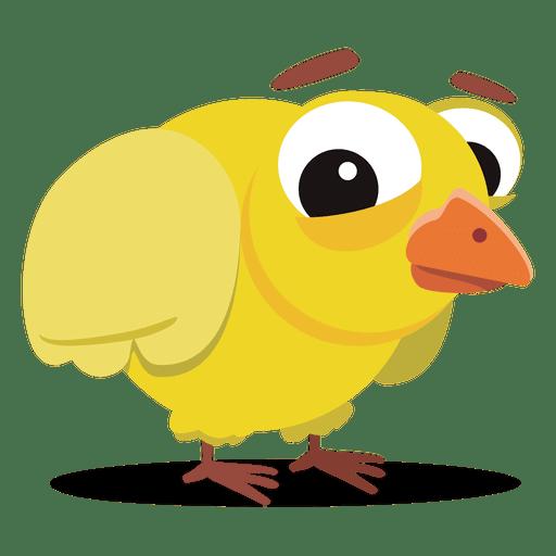 Dibujos animados de pollo