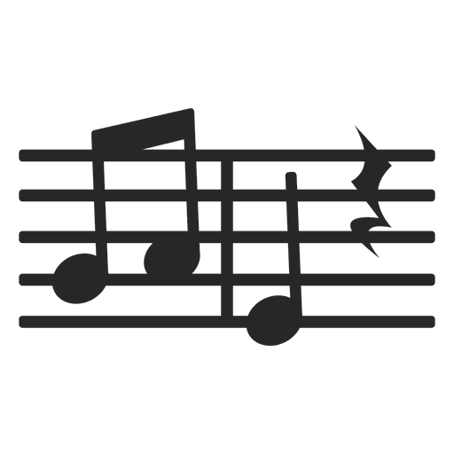 Chords iconmusical notes.svg Transparent PNG