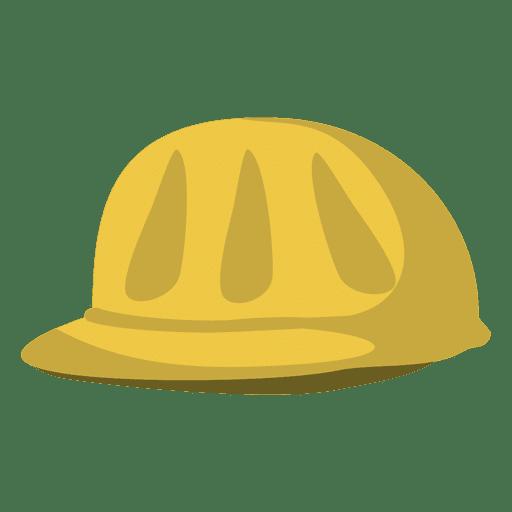 Construction worker helmet Transparent PNG