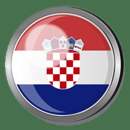 Croacia divisa de la bandera
