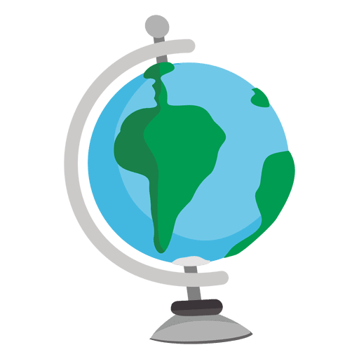 Desk globe Transparent PNG