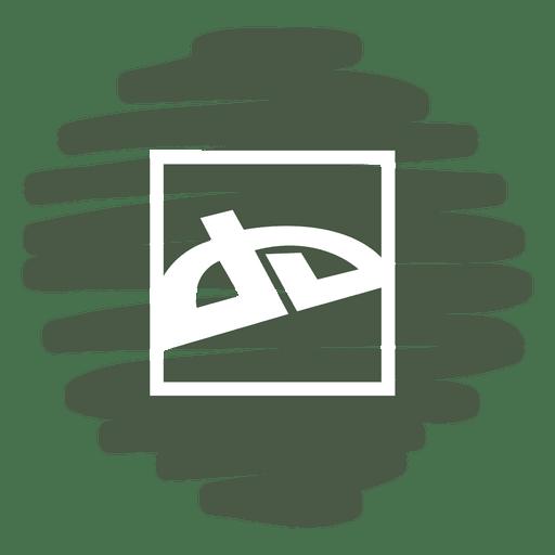 Deviantart distorted round icon Transparent PNG