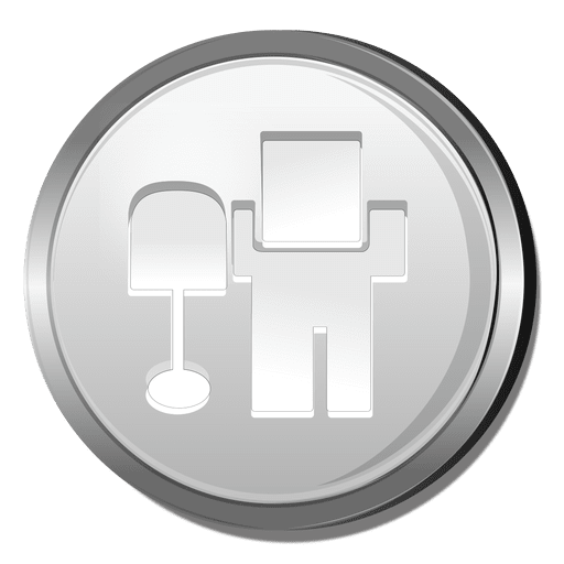 Digg logo silver Transparent PNG
