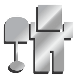 Digg silver logo