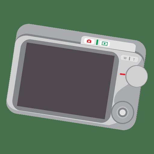 Digital camera screen Transparent PNG