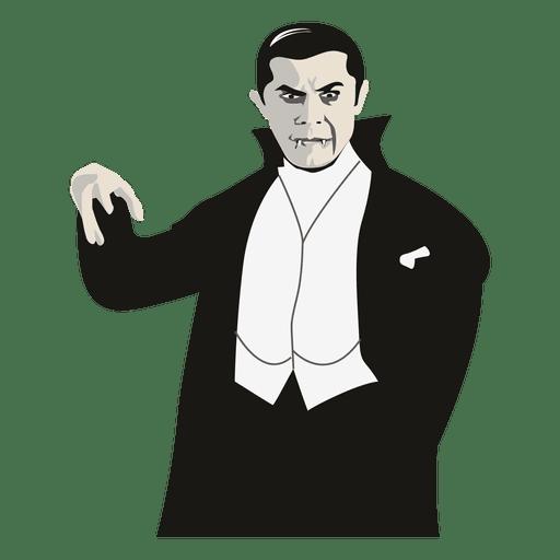 Dracula Cartoon 2 Transparent Png Svg Vector File
