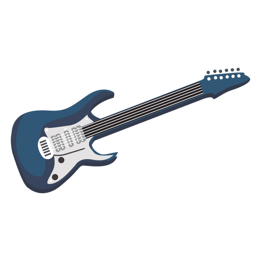 Electric guitar Transparent PNG
