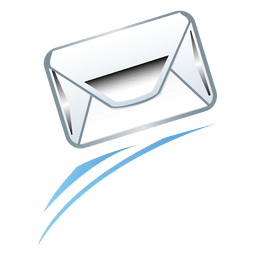 E-mail envelop cartoon