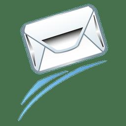 E-Mail-Umschlag-Cartoon