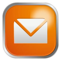 Email Envelop Icon 6 Transparent Png Svg Vector File