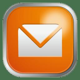 Icono de correo electrónico sobres 3