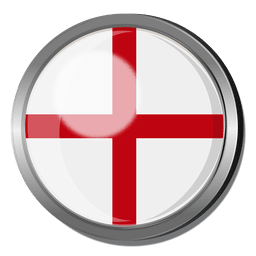 England flag badge