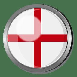 England Flagge Abzeichen