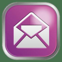 Icono de correo electrónico envolvente
