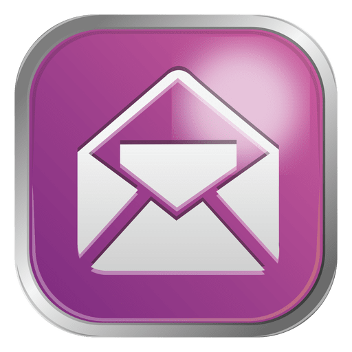 Envelop email icon - Transparent PNG & SVG vector