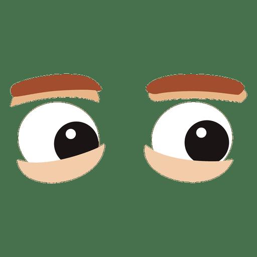 Expresión de ojos 1