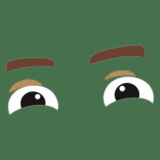 Eyes expression 2