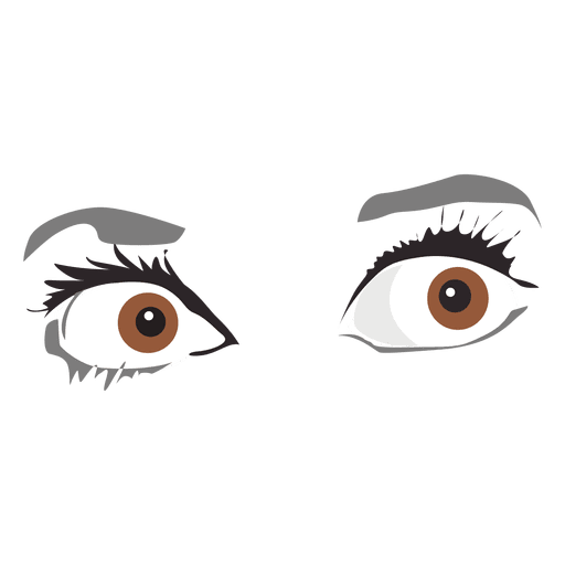 Download Vector Fear Eyes Expression Vectorpicker