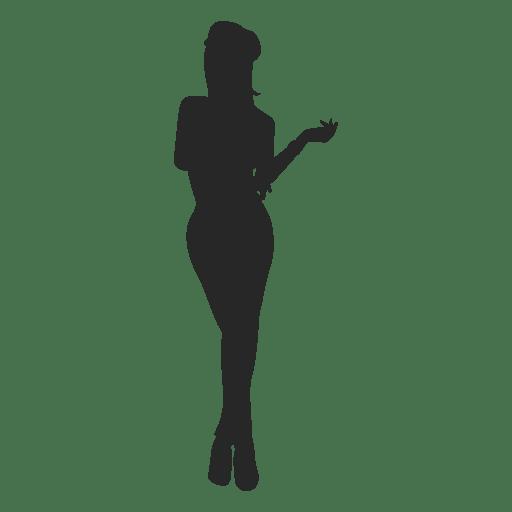 Female posing fashion 1