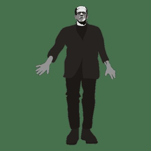 Frankenstein Cartoon 2
