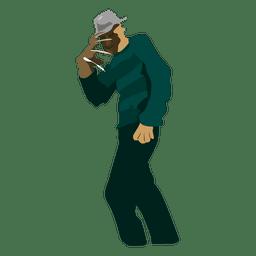 Dibujos animados de Freddy Krueger