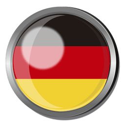 Germany flag badge