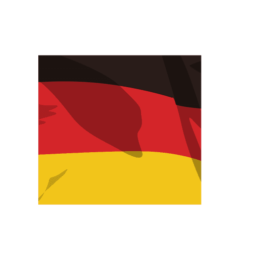 Germany flag cartoon Transparent PNG