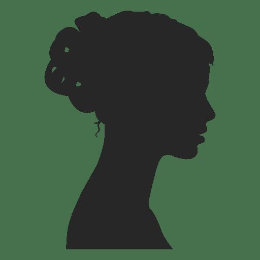 Avatar de perfil de niña