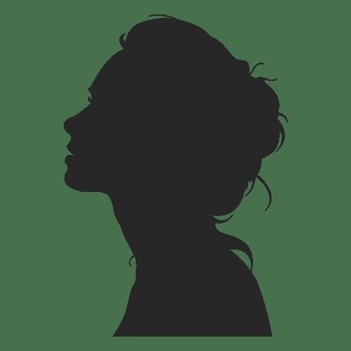 Girl profile avatar 1