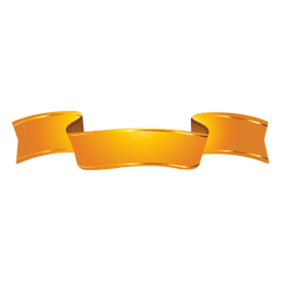 Onda de la cinta dorada