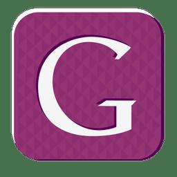 Google rubber icon