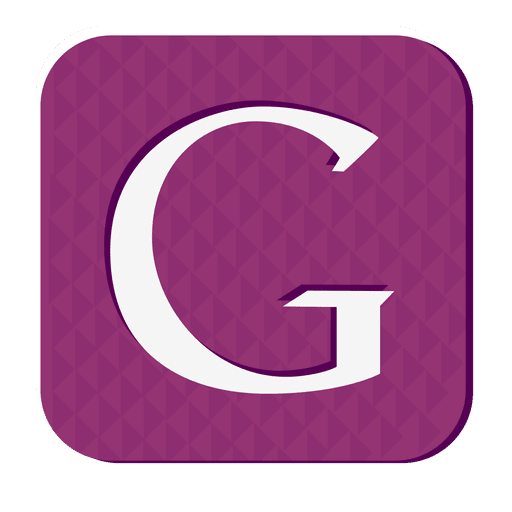 Google rubber icon Transparent PNG