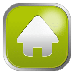 Green house icon