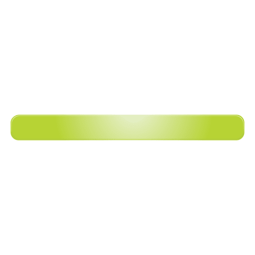 Caja de nevigación verde Transparent PNG