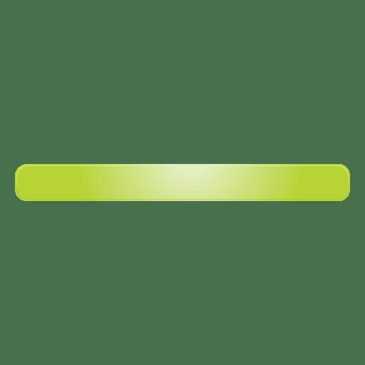 Green nevigation box Transparent PNG