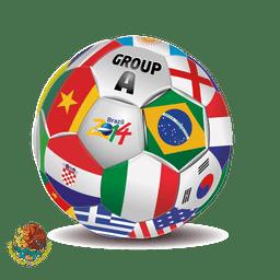 Grupo a equipos de futbol