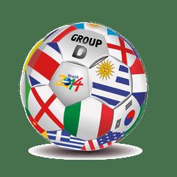 Group d teams football