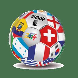 Group e teams football