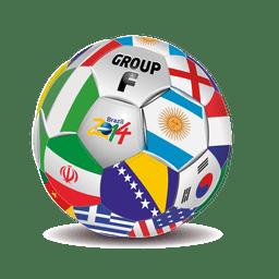 Grupo f equipes de futebol