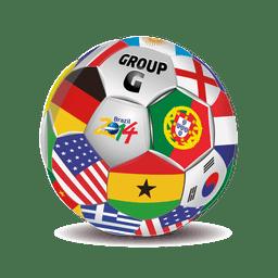 Grupo g equipes de futebol