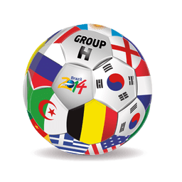 Group h teams football