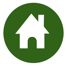 Home round icon