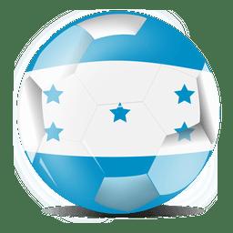 Honduras football flag