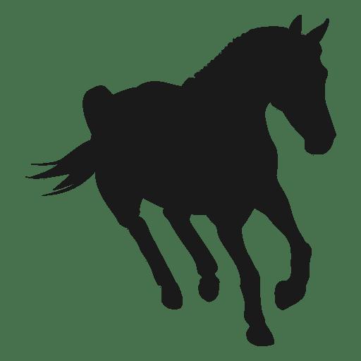 Horse running 2 Transparent PNG