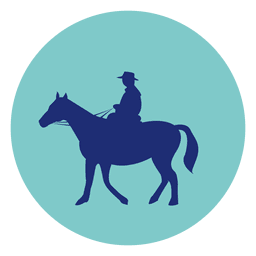 Reiter-Runde Symbol