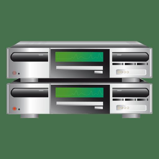 Hosting server icon